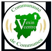 Logo de la CCVC - Communauté de Communes Vexin Centre